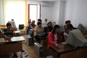Обучение с ваучери-Сътрудник в бизнес услуги